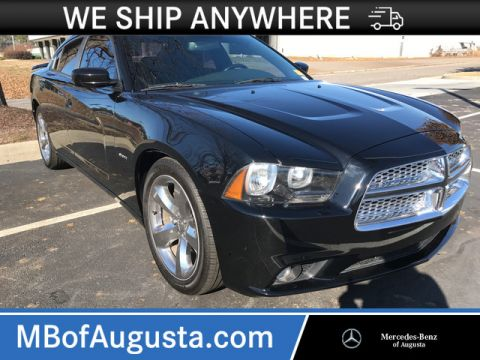 Pre-Owned 2012 Dodge Charger RT Rear Wheel Drive Sedan