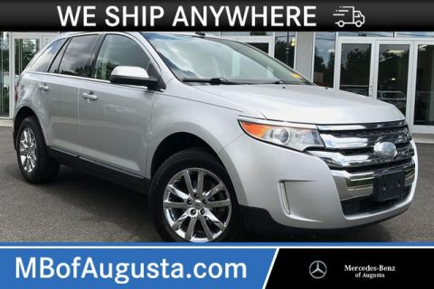 Pre-Owned 2013 Ford Edge Limited Clean Carfax! Must See!