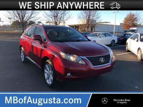 Pre-Owned 2011 Lexus RX 350 trade in Front Wheel Drive SUV