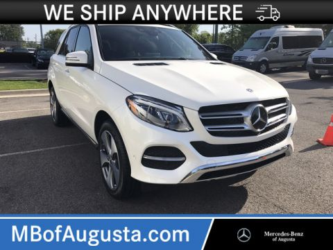 Pre-Owned 2017 Mercedes-Benz GLE 350 AWD 4MATIC®
