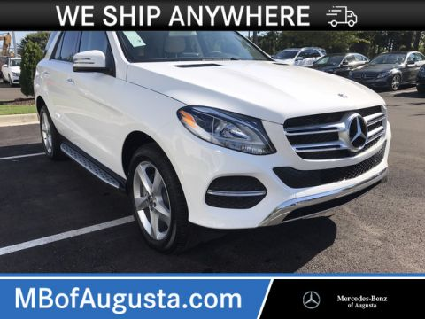 Pre-Owned 2018 Mercedes-Benz GLE 350 Rear Wheel Drive SUV