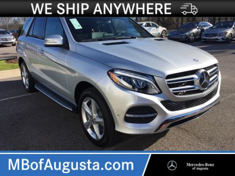 Pre-Owned 2017 Mercedes-Benz GLE 350 Rear Wheel Drive SUV