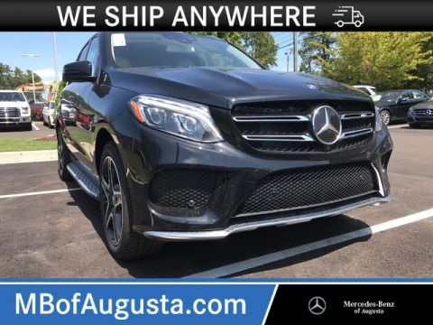 New 2018 Mercedes-Benz AMG® GLE 43 AWD 4MATIC®