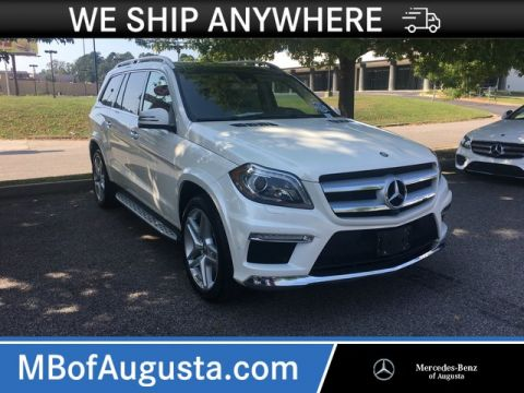 Certified Used Mercedes-Benz GL GL 550