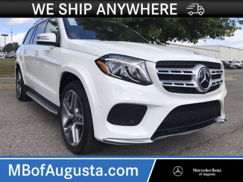 New 2018 Mercedes-Benz GLS 550 AWD 4MATIC®