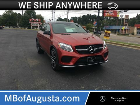 Certified Used Mercedes-Benz GLE GLE 450