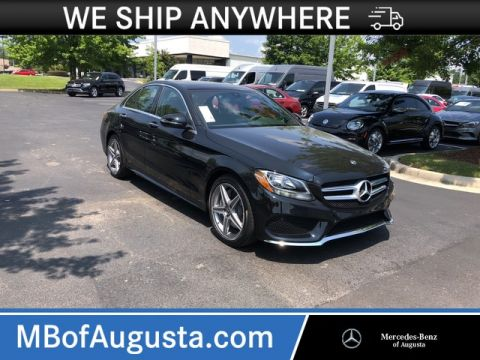 Pre-Owned 2018 Mercedes-Benz C-Class C 300 Sport