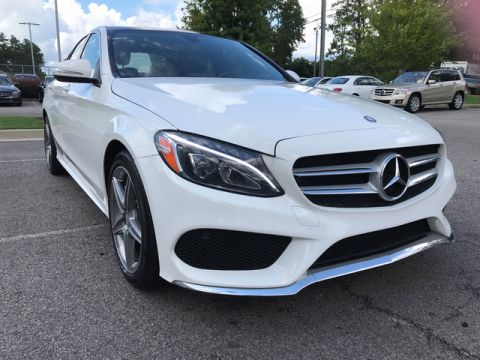 Used Mercedes-Benz C-Class C 400