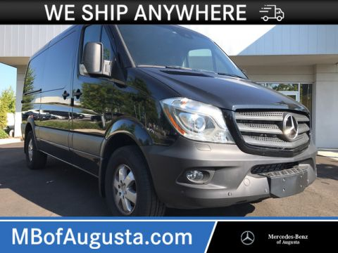 New Mercedes-Benz Sprinter 2500 Passenger Van