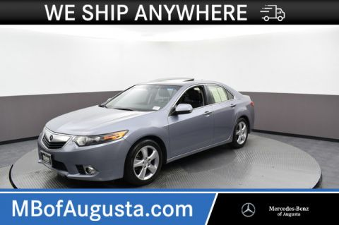 Pre-Owned 2012 Acura TSX Tech Pkg 1 Owner! Fully Loaded! Must See!