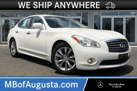 Pre-Owned 2012 INFINITI M37 Super Clean! Luxury for Less! Must See!