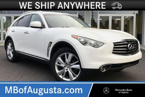 Pre-Owned 2012 INFINITI FX35 Luxury for Less!!! Great Condition!