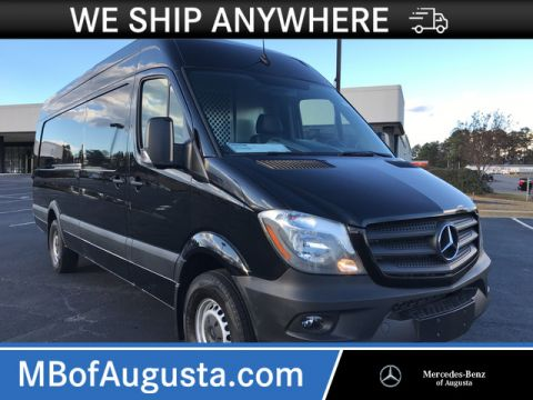 New 2017 Mercedes-Benz Sprinter 2500 Extended Cargo Van Rear Wheel Drive CARGO VAN