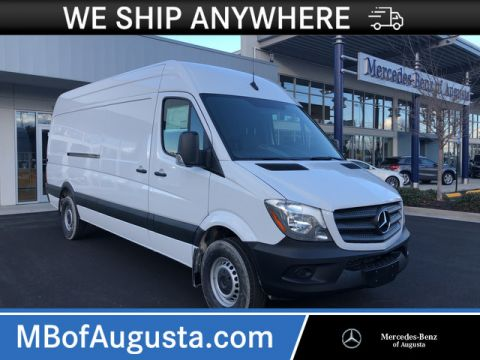 2017 Mercedes-Benz Sprinter 2500 Cargo Van