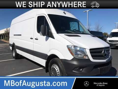 New Mercedes-Benz Sprinter 3500 Cargo Van