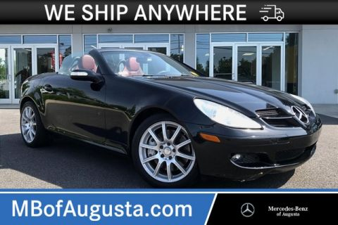 Pre-Owned 2008 Mercedes-Benz SLK SLK 350