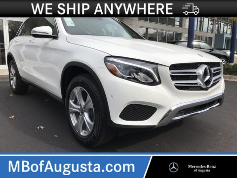 New 2018 Mercedes-Benz GLC 300 Rear Wheel Drive SUV