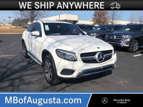 2018 Mercedes-Benz GLC GLC 300 COUPE
