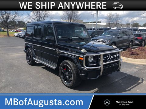 Certified Pre-Owned 2014 Mercedes-Benz G 63 AMG® AWD 4MATIC®