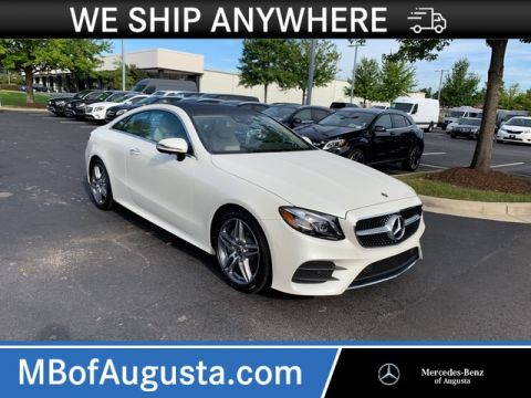 new mercedes-benz e-class coupe in augusta | mercedes-benz of augusta