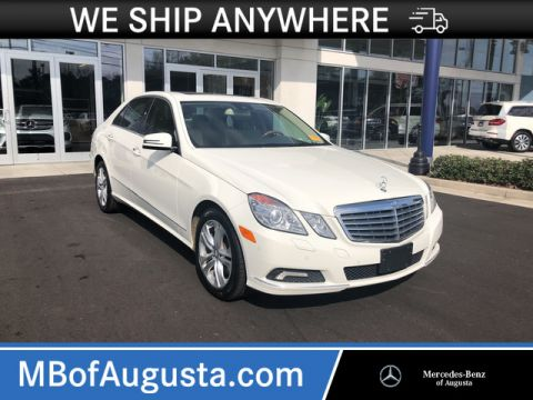 Pre-Owned 2010 Mercedes-Benz E 350 AWD 4MATIC®