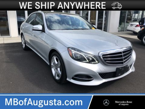 Certified Pre-Owned 2014 Mercedes-Benz E 350 Luxury AWD 4MATIC®