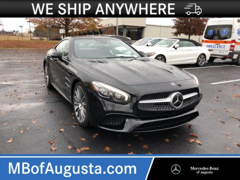 New 2018 Mercedes-Benz SL 450 With Navigation