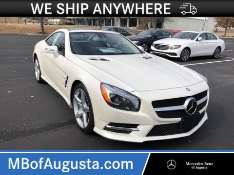 Certified Used Mercedes-Benz SL-Class SL 550