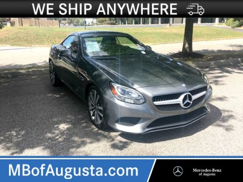 Certified Used Mercedes-Benz SLC SLC 300