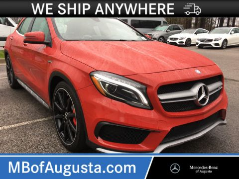 New Mercedes-Benz GLA GLA 45 AMG® SUV