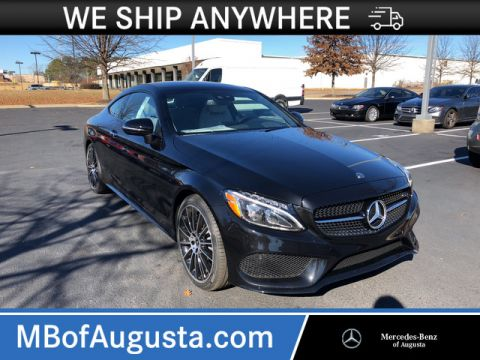 New 2018 Mercedes-Benz C 300 Rear Wheel Drive Coupe