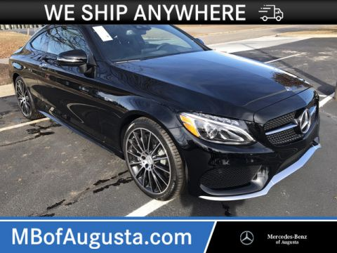 New Mercedes-Benz C-Class C 43 AMG® Coupe