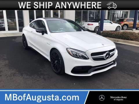 2018 Mercedes-Benz C-Class AMG® C 63 S Coupe