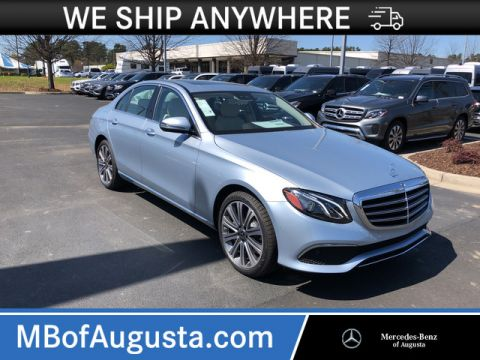 New 2018 Mercedes-Benz E 300 Rear Wheel Drive Sedan