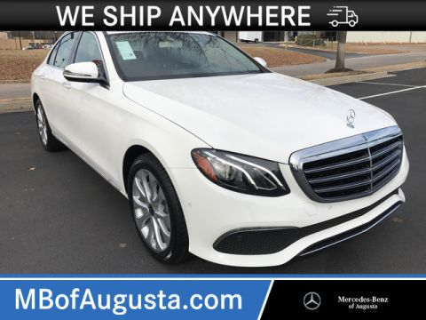 2018 Mercedes-Benz E-Class E 300 Luxury SEDAN