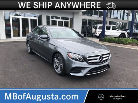 New 2018 Mercedes-Benz E 300