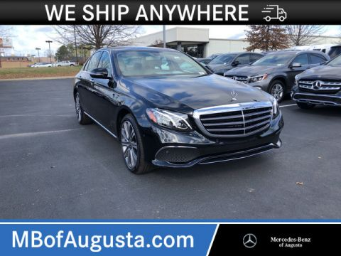 New Mercedes-Benz E-Class E 400 Luxury