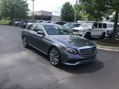 New 2018 Mercedes-Benz E 400 AWD 4MATIC®