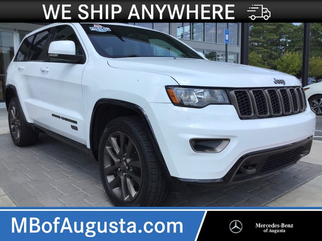 Pre-Owned 2016 Jeep Grand Cherokee Limited 75th Anniversary-Navigation 4WD