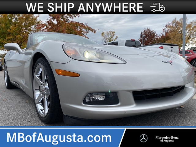 Pre-Owned 2007 Chevrolet Corvette Soft Top Convertible
