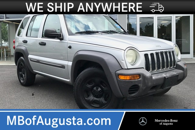 Pre-Owned 2004 Jeep Liberty Sport. Value Priced!!