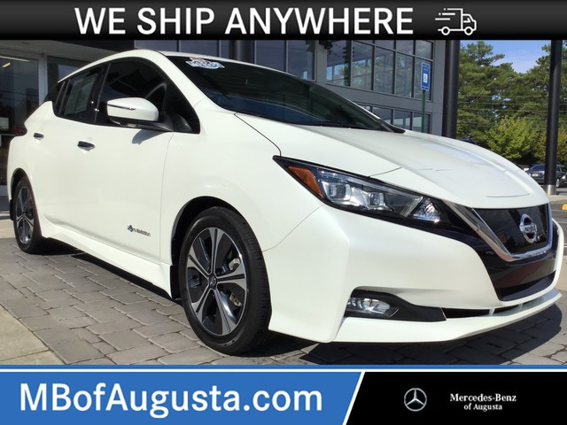 Pre-Owned 2018 Nissan LEAF SL-Navigation-Surround Camera-Bose Stereo