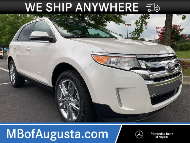 Pre-Owned 2013 Ford Edge Limited Navigation