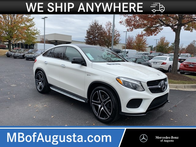 New 2019 Mercedes Benz Gle Amg Gle 43 Coupe Coupe In Augusta