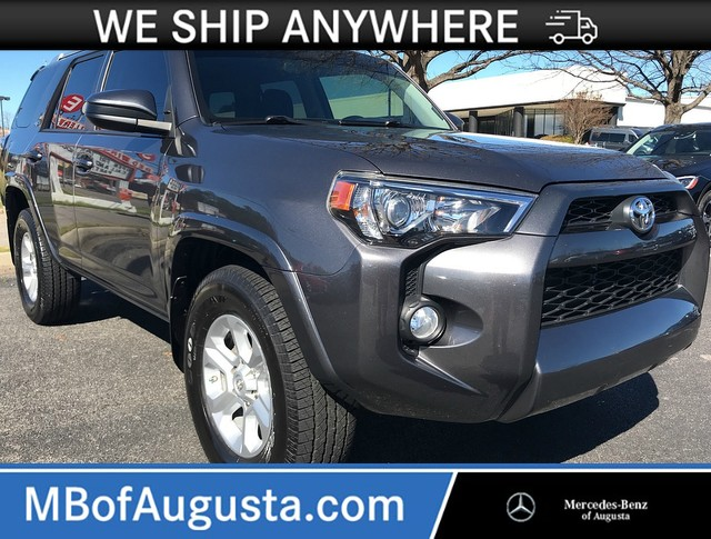 Pre-Owned 2018 Toyota 4Runner SR5 2WD-Third Row Seat-Apple Car Play