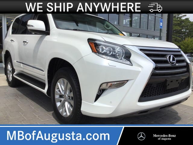 Pre-Owned 2016 Lexus GX 460 Premium-Navigation-Heated & Cooled Seats