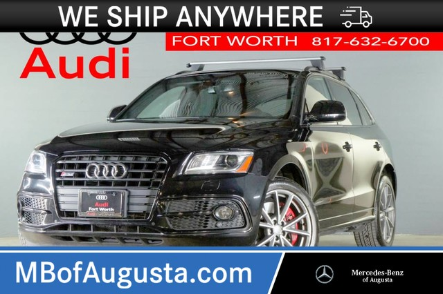 Pre-Owned 2016 Audi SQ5 Premium Plus Super Clean! 1 Owner! Must See!