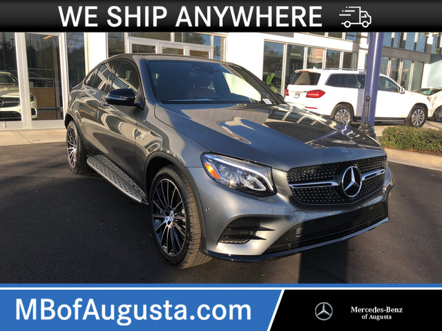 New 2018 Mercedes-Benz GLC GLC 43 AMG® 4MATIC Coupe