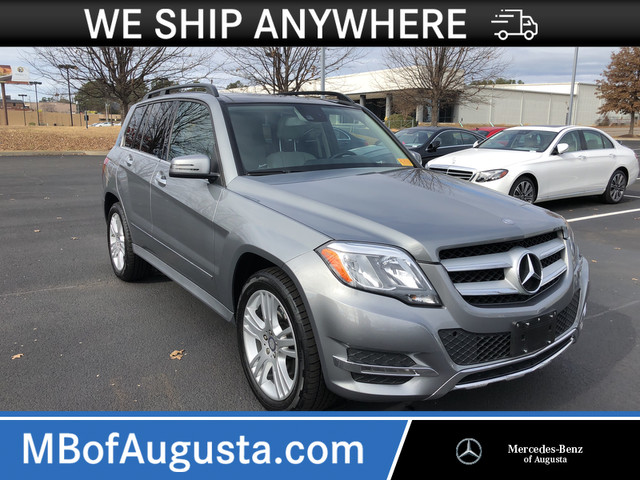 Certified Pre-Owned 2014 Mercedes-Benz GLK GLK 350