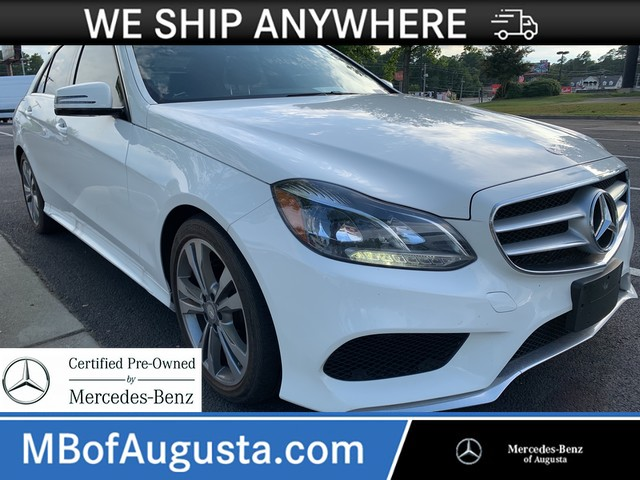 Certified Pre-Owned 2016 Mercedes-Benz E-Class E 350 Sport-Navigation-Premium 1 Packages